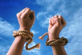 Breaking free is sometimes hard.