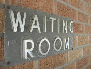 waiting-room-sign