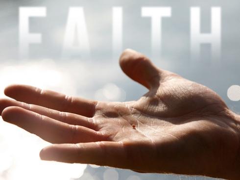faith mustard seed hand